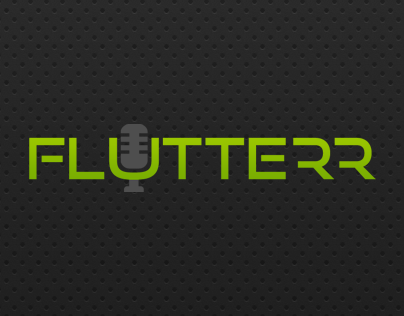 Flutterr - iPhone app