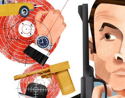 The Spy Who Loved Gadgets