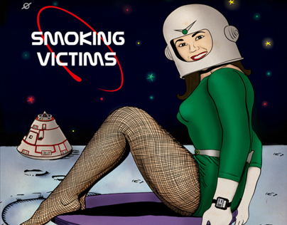Smoking Victims - Satélite Music CD Artwork