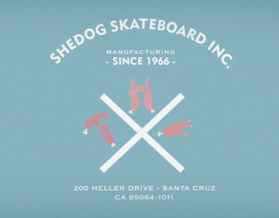 sd skateboards trailer