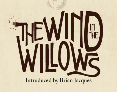 The Wind in The Willows Book Cover