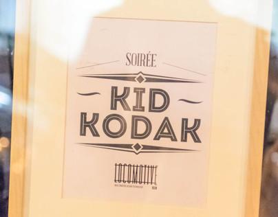 Locomotive Kid Kodak Party Recap