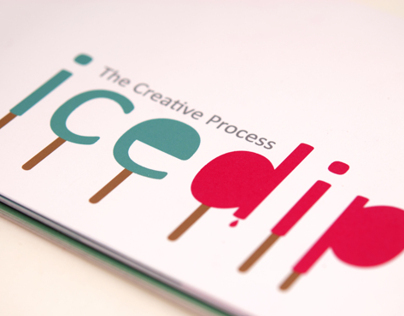 ICE DIP The Creative Process (Book Concept)