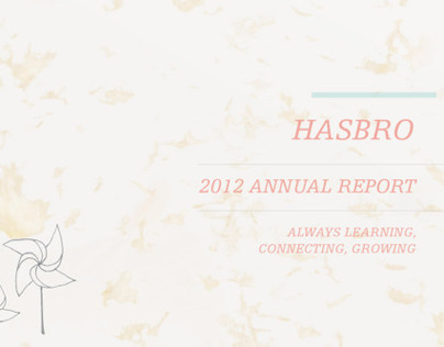 Hasbro Annual Report