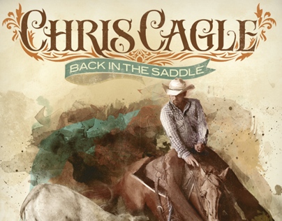 Chris Cagle : Back in the Saddle