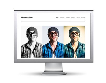 Alessandro Risso Creative Designer Freelance