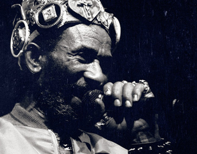 SCRATCH SCRATCHED - Lee 'Scratch' Perry