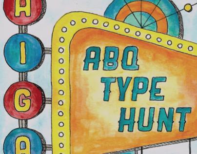 ABQ Type Hunt