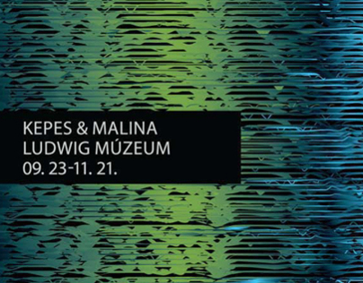 Kepes-Malina exhibition