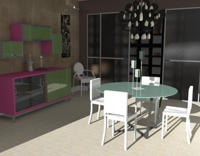 Interiors Residential Properties | 3D Renders