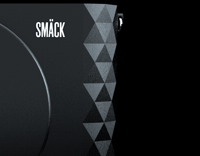 SMÄCK Trigon - Camera & Packaging concept