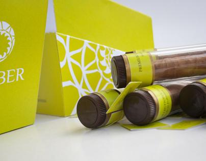 JEMBER CIGARS packaging