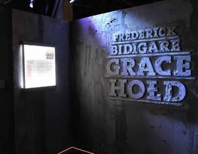 Fred Bidigares exhibition in Warsaw Rising Museum