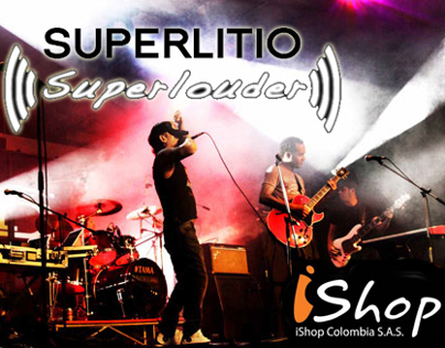 Superlitio                                 SUPERLOUDER