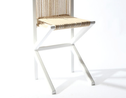 The letter K Chair