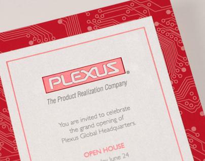 Plexus Open House Invitation