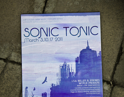 Vancouver New Music: Sonic Tonic
