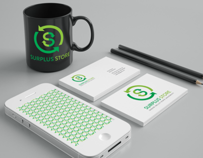 SURPLUS STORE | Branding