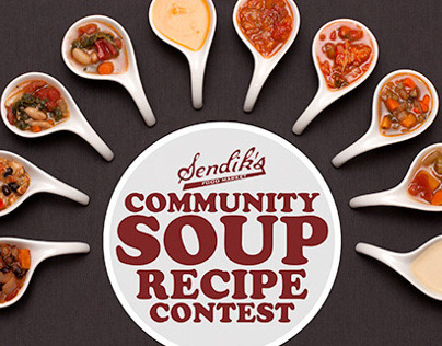 Sendiks Community Soup Recipe Contest