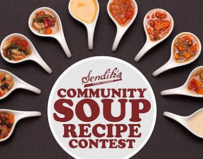 Sendiks Community Soup Recipe Contest