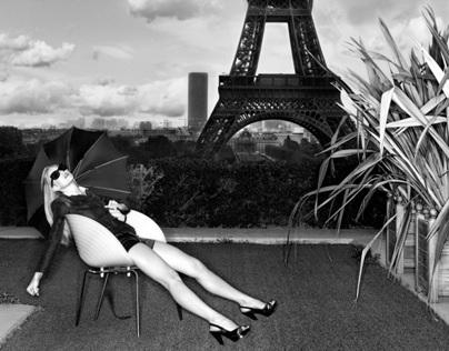 3. Black & White Photography