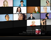 OLAY.com - P&G Digital - Web Design & Development