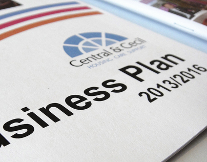Print | Corporate Business Plan 2013/2016