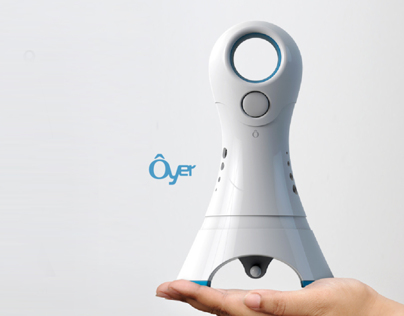 Ôyer - portable clothes dryer