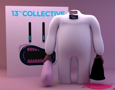 YETI x 13th Collective
