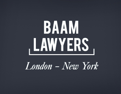 Bamm Lawyers Branding & Website