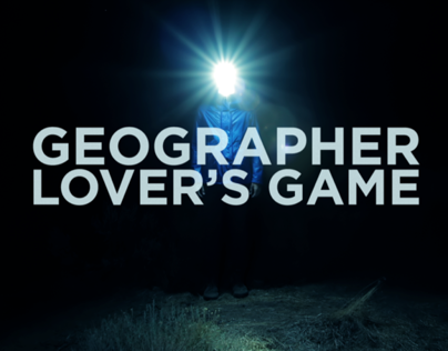 Geographer Lovers Game Music Video (Directors Cut)
