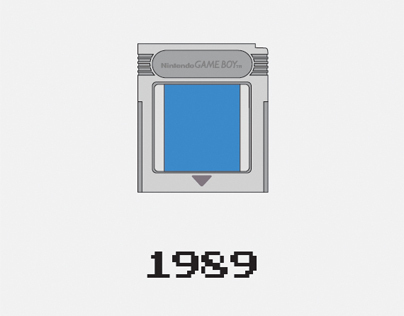1989 - GAME BOY tribute