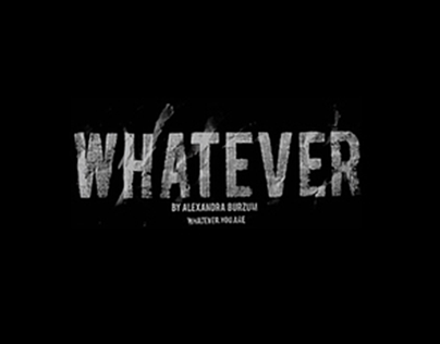 WHATEVER site