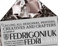 YCN Fedrigoni London Paper Showroom Brief