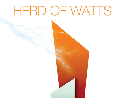 Poster - Herd of Watts