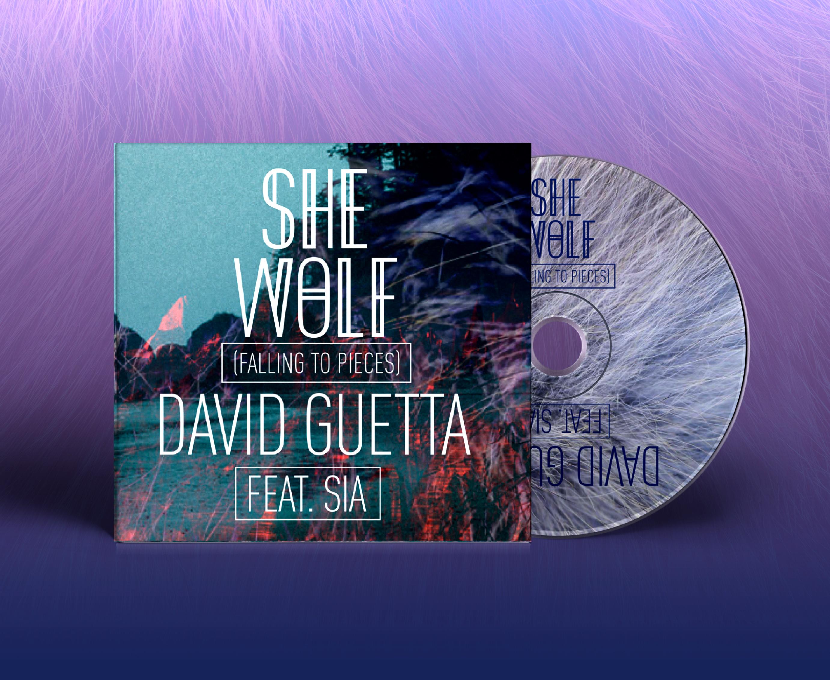 She Wolf album cover