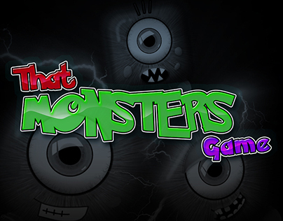 That Monsters Game - UI Design