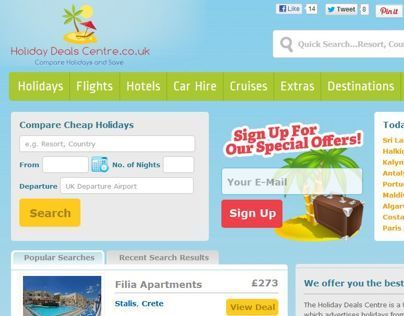 Holiday Deals Centre UK