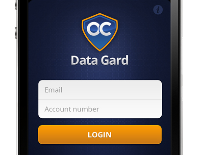 App design for DataGard
