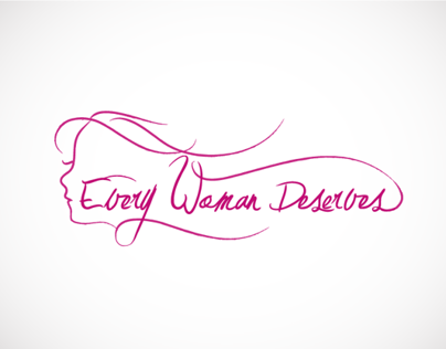 Every Woman Deserves - Shoes Branding
