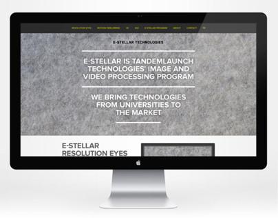 E-Stellar Technologies Site