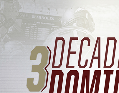 3 Decades of Dominance