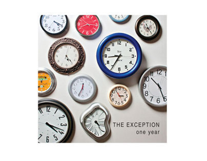 The Exception - CD Jewel Case Packaging