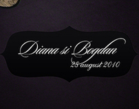 My wedding invite
