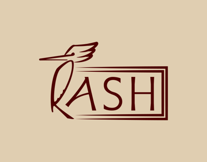 RASH WOOD LOGO