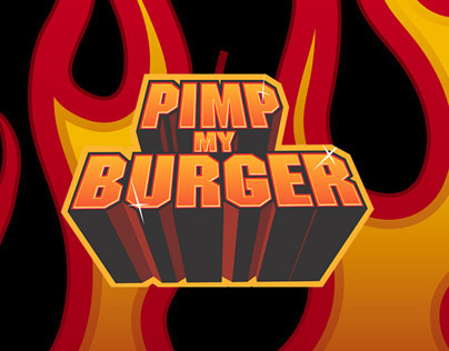 BURGER KING - Pimp My Burger