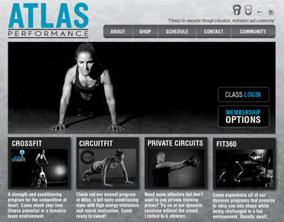 Atlas CrossFit
