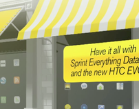Sprint In-Store LCD Content