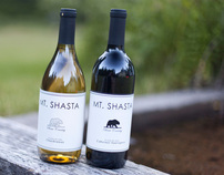 Wine Labels - Design, Packaging, & Hand-Lettering