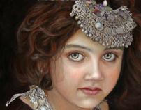 Portfolio of Enzie Shahmiri Portraits and Fine Art
